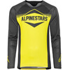 Alpinestars Mesa Långärmad cykeltröja Herr gul/svart